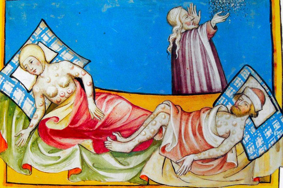 Black Death Plague