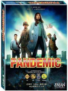 Pandemic - game