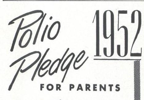 Polio Pledge Ad