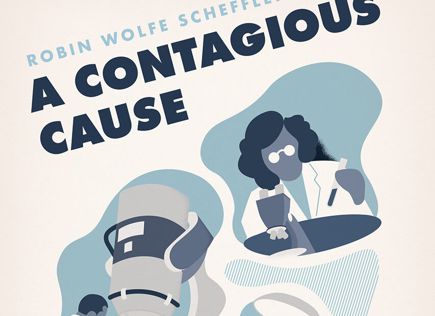 A Contagious Cause Book Cover