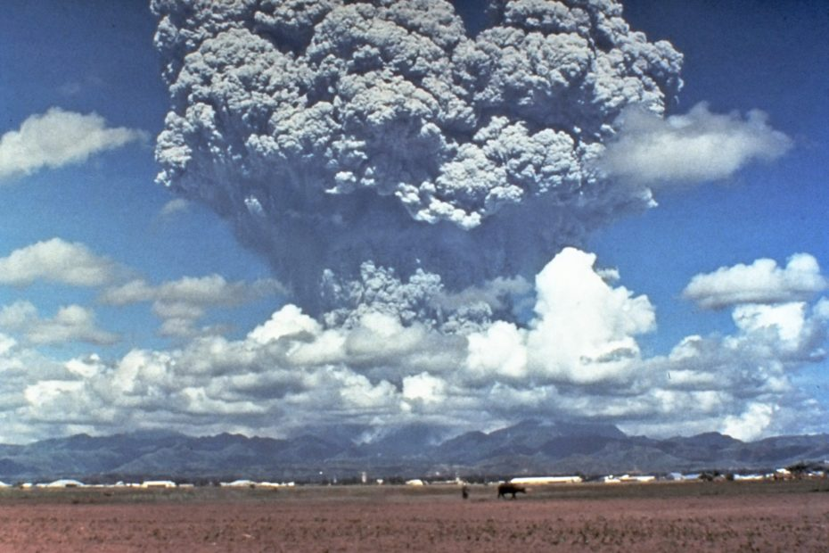 Pinatubo eruption