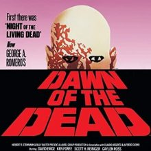 Dawn of the Dead Cover